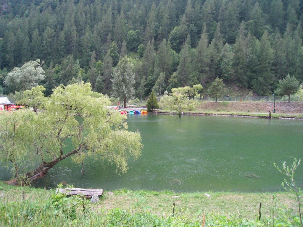 Isola, lac des neiges, découverte tourisme