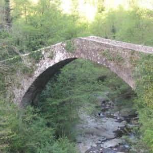 Castiglione pont médiéval