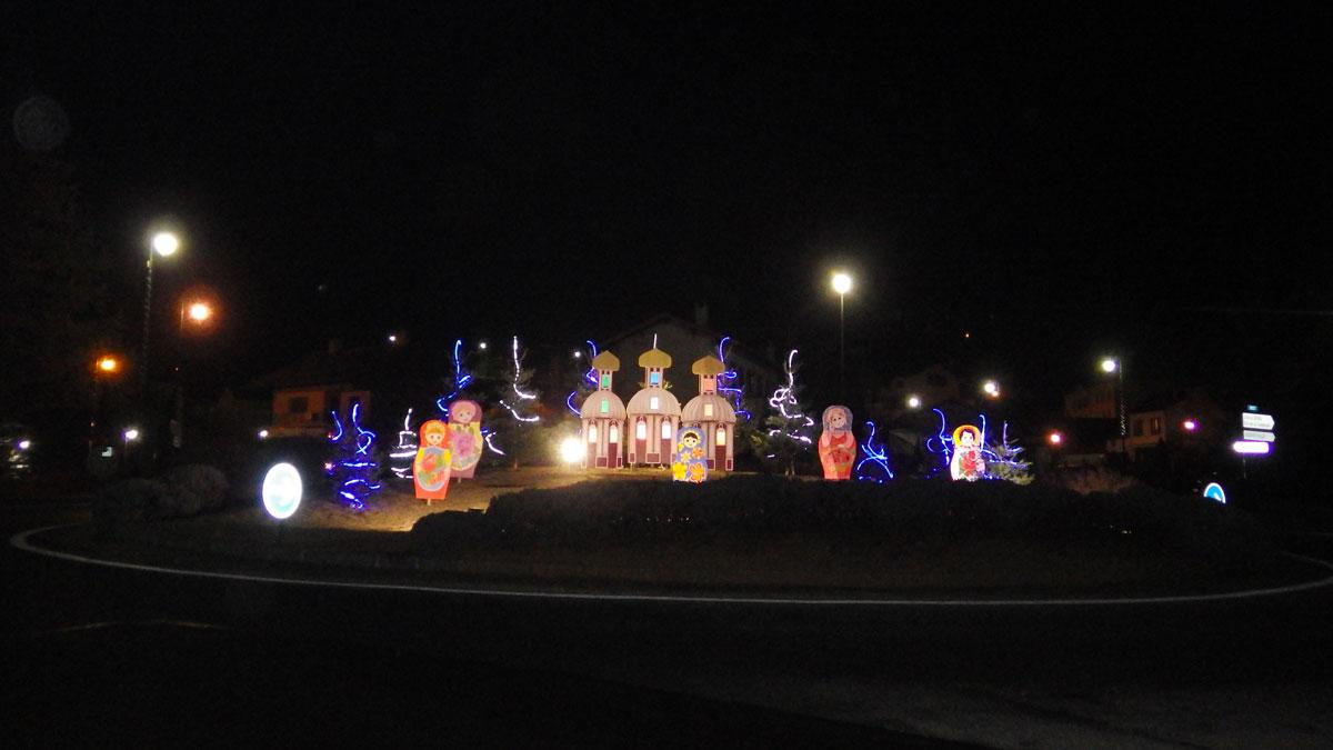 Nouvelles illuminations pour no l 2015 mairie isola for Illumination exterieure pour noel