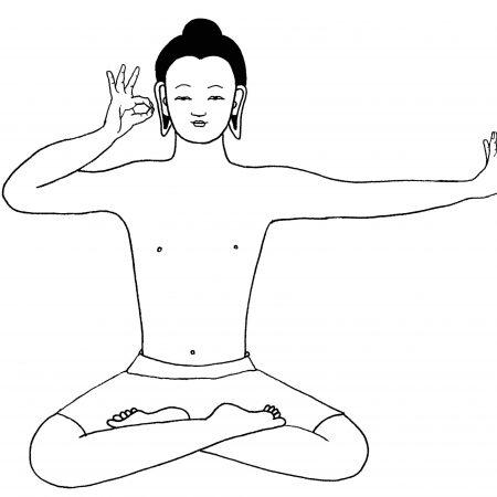 Lu-Jong illustration dessin